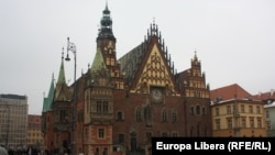 Primăria din Wroclaw