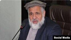 د افغانستان د عدلیې وزیر عبدالبصیر انور