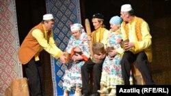Төмәндә бишенче фольклор фестивале