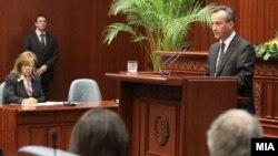 Свечена седница во Парламентот 17.11.2011