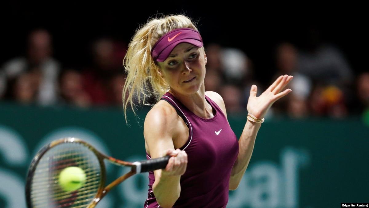 Теннис: Свитолина и Цуренко узнали соперников на турнире в Катаре