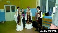 """Тара җирендә """"Татар җыры"""" бәйгесе"""