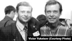Виктор Юкечев и Петр Патрушев, Сан-Франциско, 1986 год