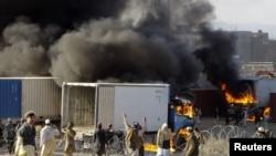 Беспорядки в провинции Хост