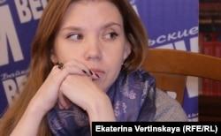 Елена Зеленкова сутки провела в полицейском участке