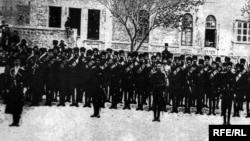 Qafqaz İslam Ordusu Bakıda