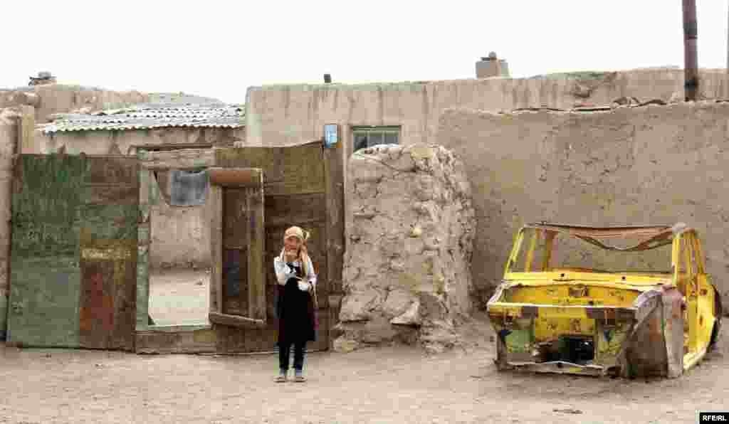 Восточный Памир: у озера Рангкуль... #33