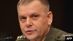 ژنرال بازنشسته جیمز کارترایت،