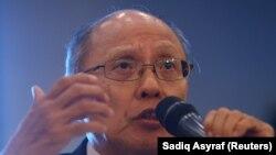 Kok Soo Chon, udhëheqës i ekipit hetues të zhdukjes së fluturimit MH370.