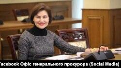 Ірина Венедіктова сказала, що робила публічні заяви у цій справі, ґрунтуючись на повідомленнях від своїх заступників