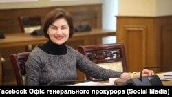 Венедіктова запевнила, що продовжує реформу прокуратури