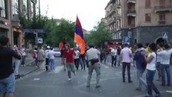 Protest u Jerevanu: Demonstranti ostaju na ulicama