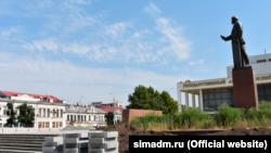 Ремонт сімферопольської площі Леніна вчасно не завершать, це вже визнали офіційно