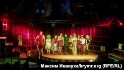 Виставу зіграли у «Довженко-центрі»