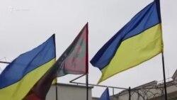 В Одессе под Российское консульство вышли в поддержку Олега Сенцова (видео)