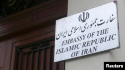 در فروردین ماه دادگاهی در برلین حیدر سید مصطفی را به جرم جاسوسی برای ایران به حبس محکوم کرد