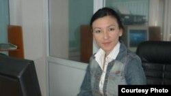 Майра Кенжебекова, Азаттықтың блог байқауына қатысушы