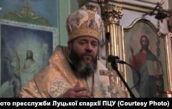 Митрополит Луцький і Волинський ПЦУ Михаїл