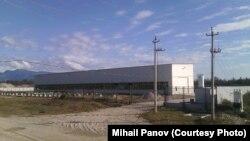 Завод Панова, захваченный в Лыхны