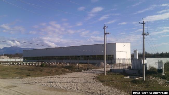Завод Панова в Лыхны