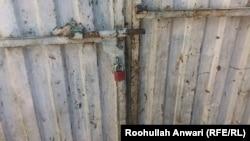 در شفاخانۀ مسدود شده در نورستان