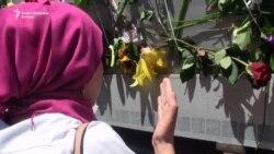 Sarajevo ispratilo srebreničke žrtve