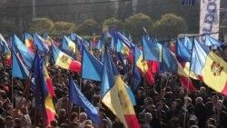 Apelul coaliţiei pro-europene a fost auzit de cetăţeni