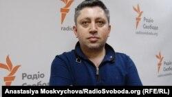 Әззербайжаннан 10 жыл бұрын кеткен журналист Фикрет Гусейнли. Украина. 28 ақпан, 2018 жыл.