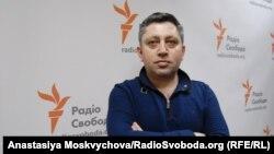Азербайджанський журналіст Фікрат Гусейнов
