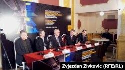 Učesnici Međunarodnog simpozija Savremeni pristup energetskoj efikasnosti u arhitekturi i građevinarstvu