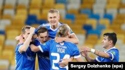 После 26 матчей украинской Премьер-лиги «Шахтер» имеет 63 очка, тогда как «Динамо» –57