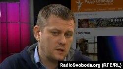 Денис Казанський, журналіст, блогер із Донецька