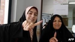 İranda seçki