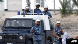 نیروهای امنیتی بحرین، عکس تزئینی است.