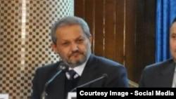 فیروز الدین فیروز وزیر صحت عامه افغانستان