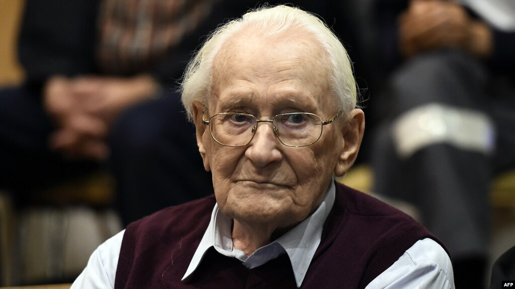 Оскар Грёнинг (архивное фото)