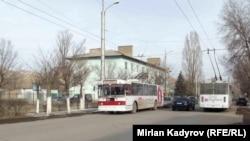 Кыргызстан, Нарын шаары.