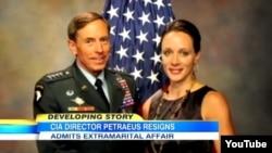 David Petraeus və Paula Broadwell