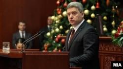 Претседателот на Република Македонија, Ѓорге Иванов.
