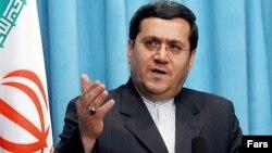 Iranian Foreign Ministry Spokesman Hassan Ghashghavi