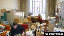 Старый офис-призер Алана Гута