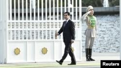 Türkmenistanyň prezidenti G.Berdimuhamedow