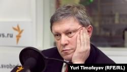 Орсийчоь --Яблоко парти кхоьллина волу Явлинский Григорий, Маршо Радио, Москох бюро, 16Дечк2012