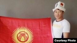 Руководитель кыргызской диаспоры в Анталье Талант Курманалиев.