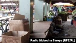 Пазар во Битола.