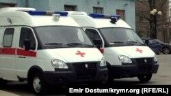 Машины скорой помощи. Иллюстративное фото.