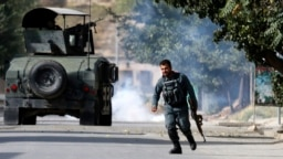 According to reports, Afghan security forces have arrived in the area and heavy fighting was under way. (file photo)