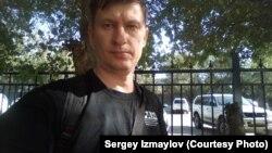 Гражданский активист из Северо-Казахстанской области Сергей Измайлов.