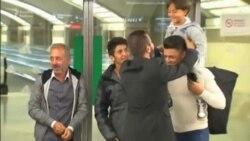 Jurnalistin badalaq vurduğu suriyalı İspaniyada iş tapdı