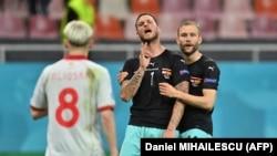 Арнаутовиќ го навредува Алиоски по постигнатиот гол